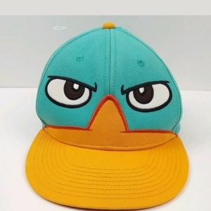 Disney Perry the Platypus Adult Hat